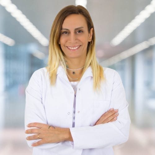Medic Rezident Duygu Ada Daragiu Sokmen