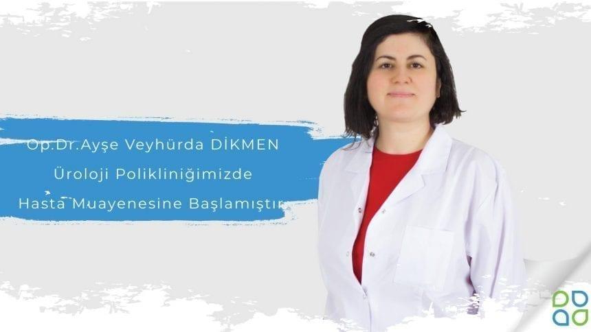 Operatör Doktor Ayşe Veyhürda Dikmen Ataşehir Avicenna Hastanesi Ailesinde