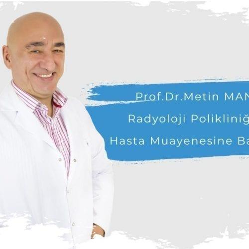 Profesör Doktor Metin Manisalı Ataşehir Avicenna Hastanesi Ailesinde