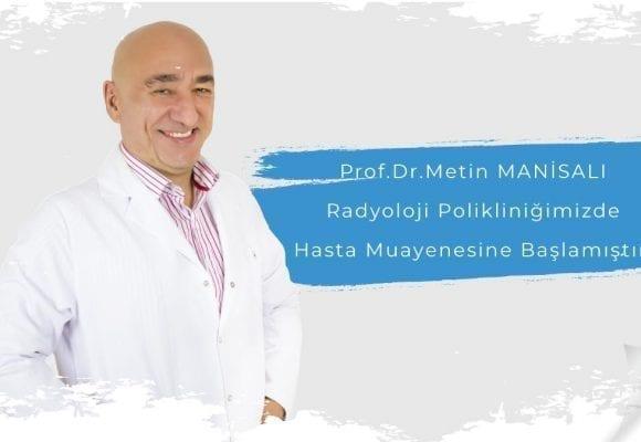 Profesör Doktor Metin Manisalı Avicenna'da