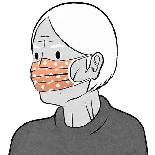 YAPMAYIN: Maskeyi takarken çeneyi açıkta bırakmak.