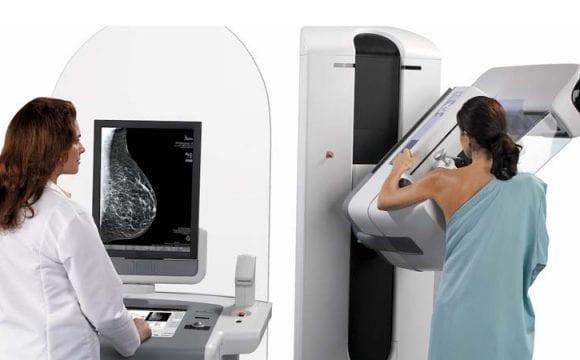 Dijital Mamografi