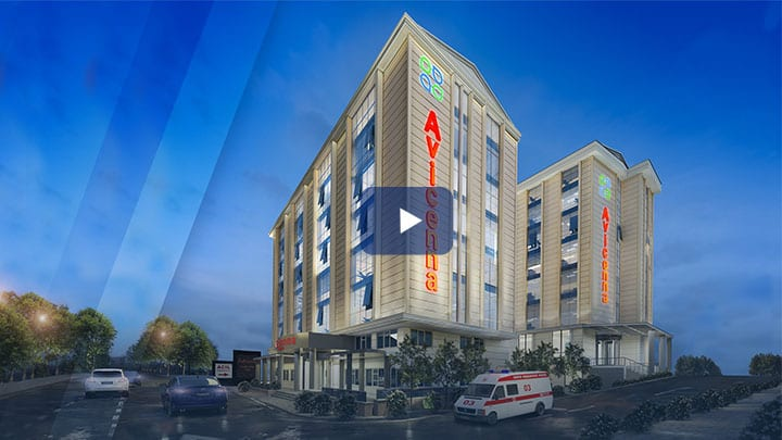 Ataşehir Avicenna Hastanesi - Tanıtım Video Coveri