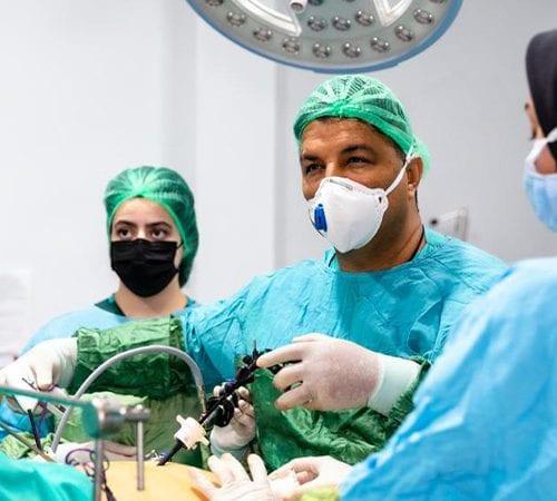 İleal İnterpozisyon Ameliyatı