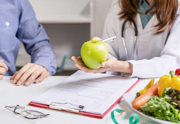 نظام التغذية لمرضى قرحة المعدة درجة اﻟﺮاﺑﻌﺔ