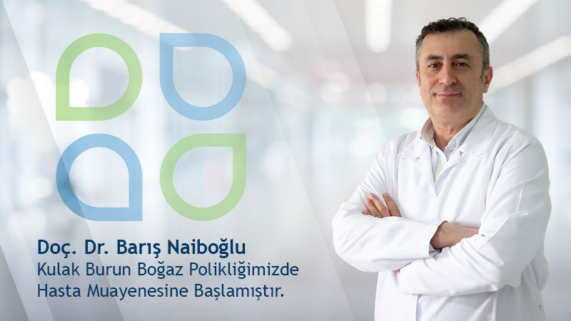Doçent Doktor Barış Naiboğlu Avicenna Ataşehir Hastanesi Ailesinde