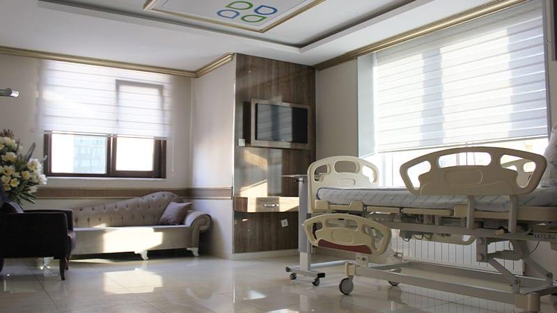 Ataşehir Avicenna Hastanesi Hasta Odası
