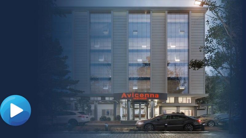 Avicenna Ataşehir Hastanesi Ön Cephesi - Tanıtım Video Kapağı
