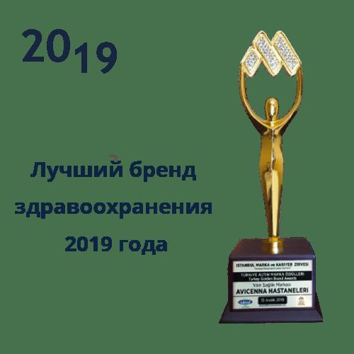 Лучший бренд здравоохранения 2019 года